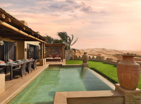 Zdjęcia obiektu: Anantara Qasr al Sarab Desert Resort