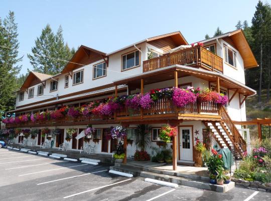 รูปภาพจากโรงแรม: Gateway Motel