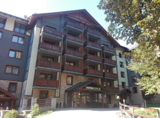 Φωτογραφίες του ξενοδοχείου: Fatrapark 2 Apartments House