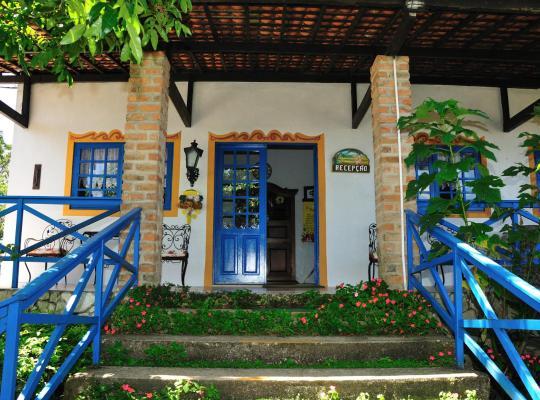 Foto dell'hotel: Pousada Canto da Serra