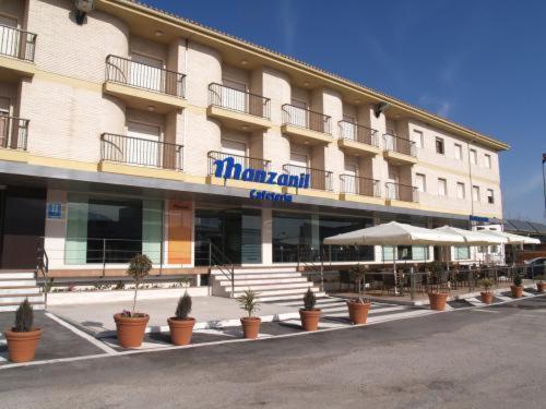 Otel fotoğrafları: Hotel Manzanil
