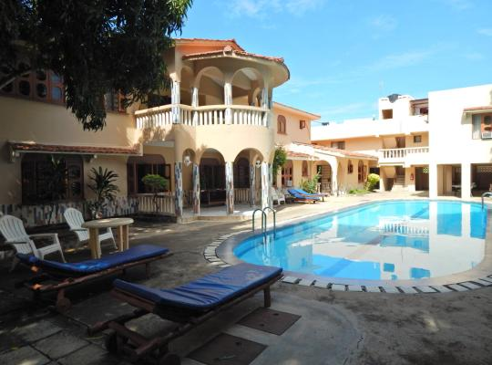 ホテルの写真: Leinmach House Nyali