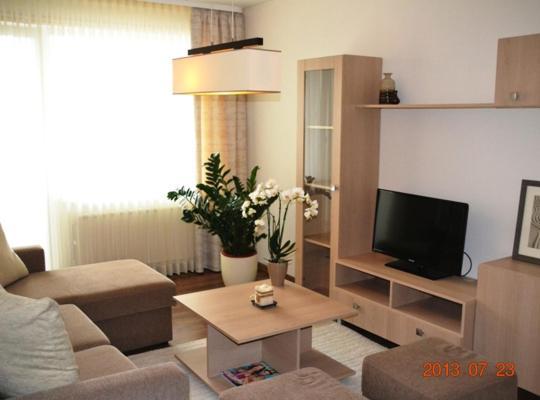 Otel fotoğrafları: Apartamentai Dainų