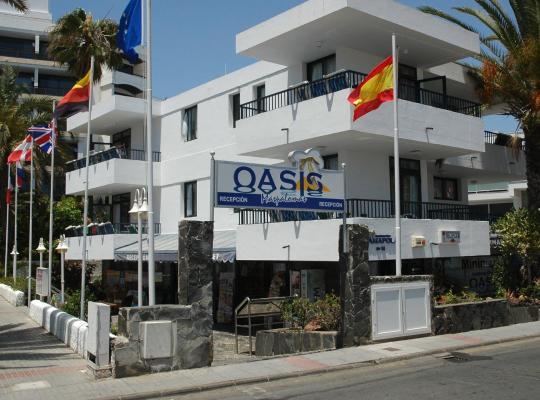 Hotel fotografií: Apartamentos Oasis Maspalomas