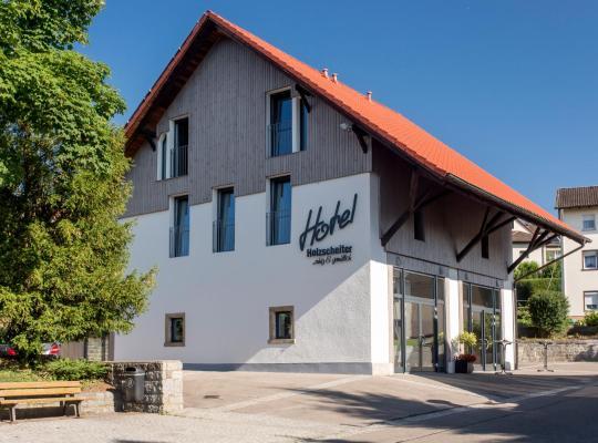 Hotellet fotos: Hotel Holzscheiter
