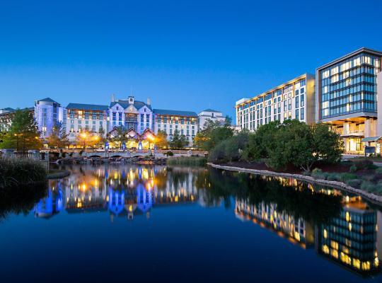 Otel fotoğrafları: Gaylord Texan Resort and Convention Center