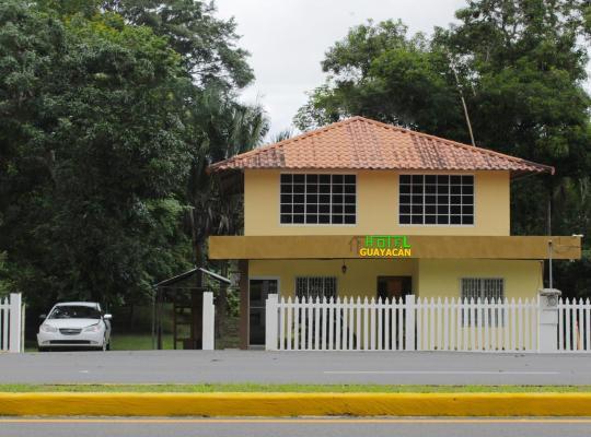 Otel fotoğrafları: Hostel Guayacan
