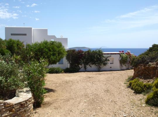תמונות מלון: Antiparos Family Sea View Villa