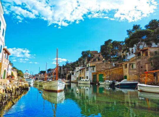 Képek: Apartamentos Vistalmar Mallorca