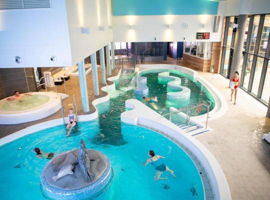 Hotel fotografií: Finlandia Hotel Imatran Kylpylä Spa