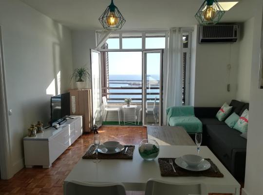 Хотел снимки: Apartamento El Parque con Vistas al Mar