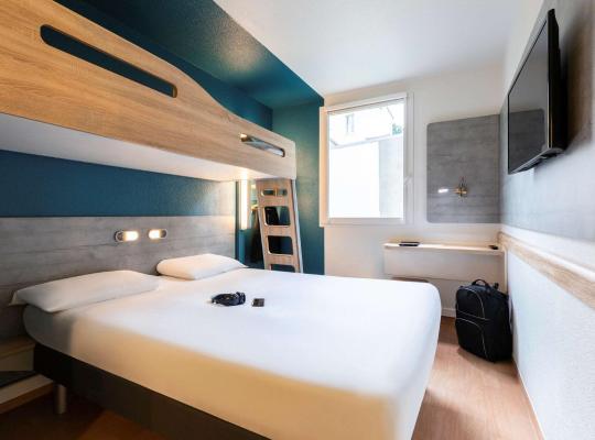 Hotel photos: ibis budget Meudon Paris Ouest