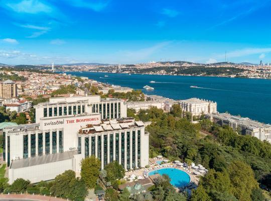 酒店照片: Swissotel The Bosphorus Istanbul