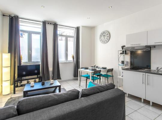 Hotel photos: Appartement Cosy 2 Amiens