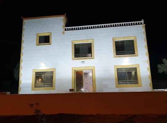 Fotos do Hotel: Chalet Al Dawla in Jarash