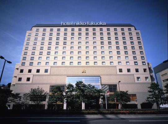 ホテルの写真: Hotel Nikko Fukuoka
