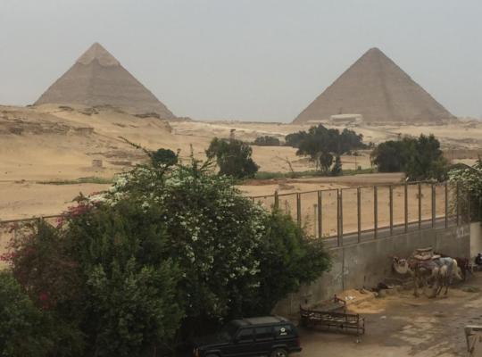 Fotos de Hotel: Authentic Pyramid Lifestyle
