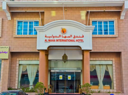 Hotelfotos: Al Maha International Hotel