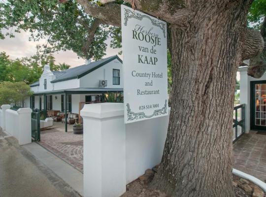 Хотел снимки: Hotel Roosje van de Kaap