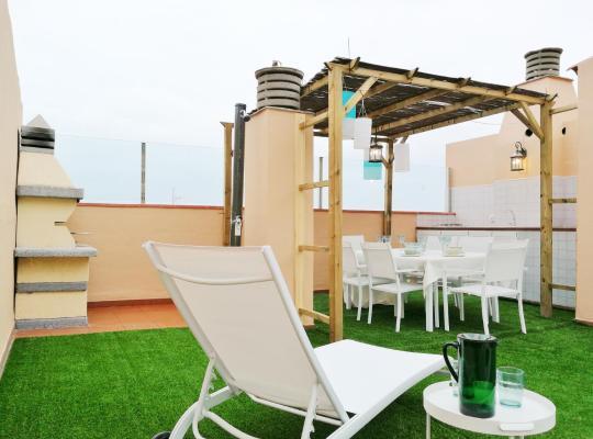 Fotos do Hotel: Oasis de ciudad