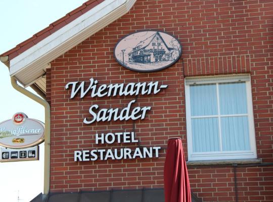 Hotel bilder: Gasthaus Wiemann-Sander