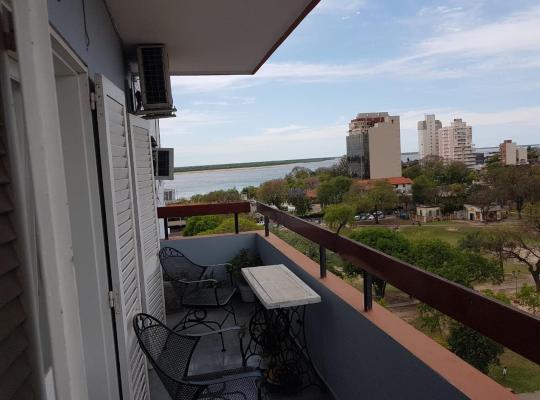 Hotel photos: DEPARTAMENTO CORRIENTES VISTA AL RIO, PARQUE CAMBA CUA