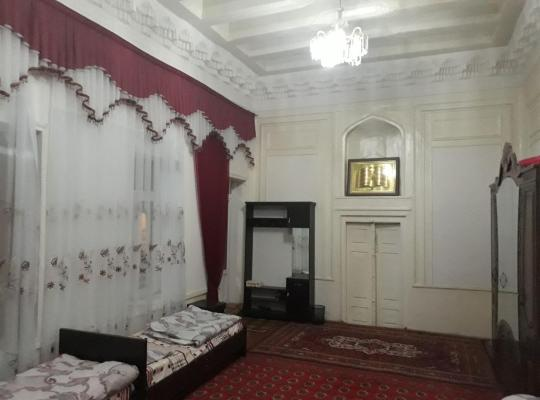 Hotel Valokuvat: Nodir House