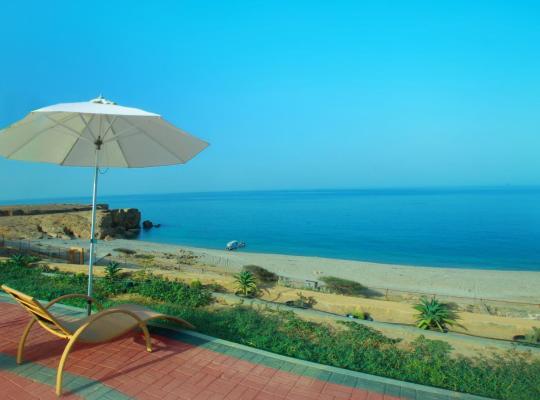 Hotel fotografií: Sama Wadi Shab Resort