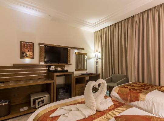 Φωτογραφίες του ξενοδοχείου: Petra Moon Hotel