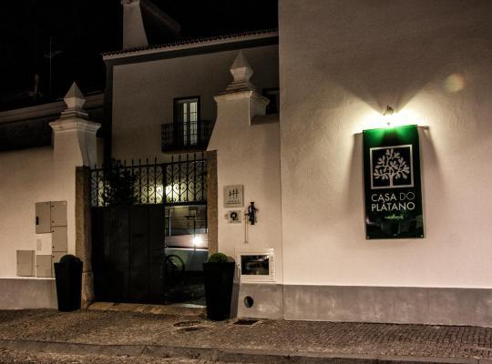 Hotellet fotos: Casa Do Platano