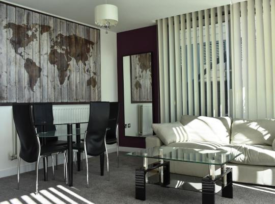 酒店照片: Bourdeaux Hub Apartments
