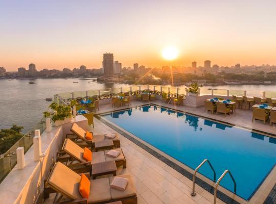 酒店照片: Kempinski Nile Hotel, Cairo