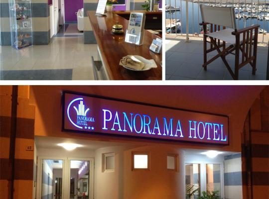 รูปภาพจากโรงแรม: Panorama Hotel
