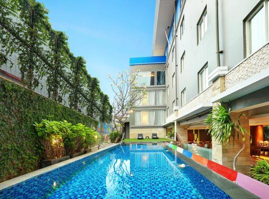 ホテルの写真: ibis Budget Bali Seminyak