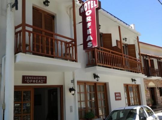 Otel fotoğrafları: Hotel Orfeas