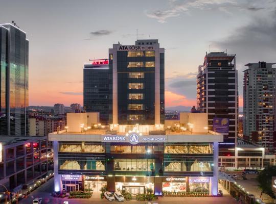 Fotos do Hotel: Atakosk Group Hotels