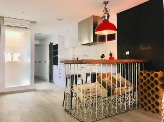 Хотел снимки: Apartamento Las Golondrinas