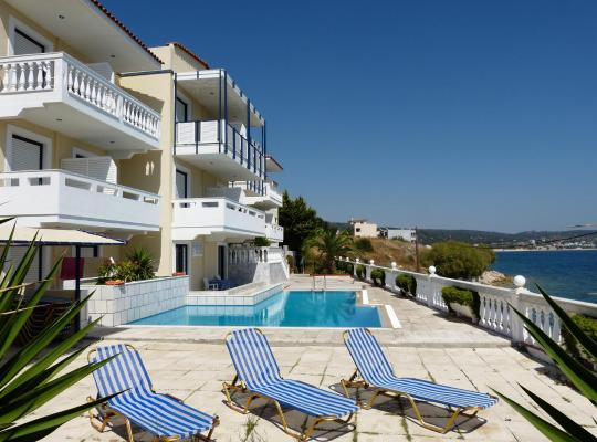 Foto dell'hotel: Ostria Seaside Studios and Apartments