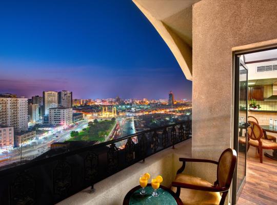Viesnīcas bildes: Sharjah Tulip Inn Hotel Apartments