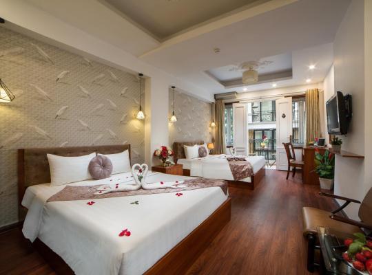 Фотографії готелю: Iris Legend Hotel