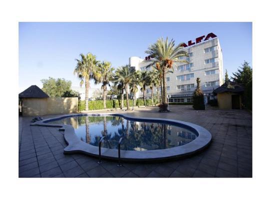 Hotel Valokuvat: Hotel Sercotel Air Penedès