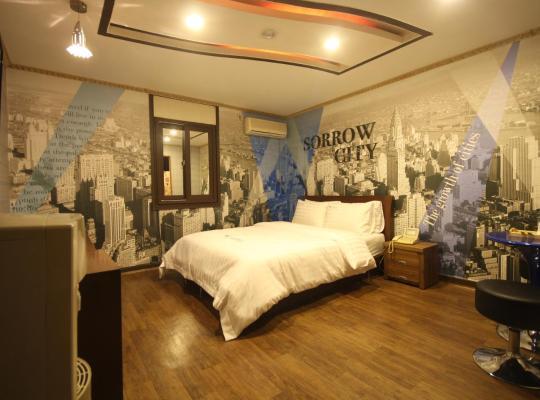 Hotel foto: Motel feel