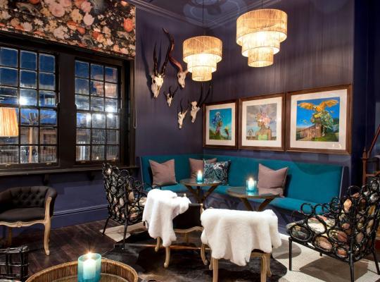 Hotel foto 's: La Fontaine Guest House