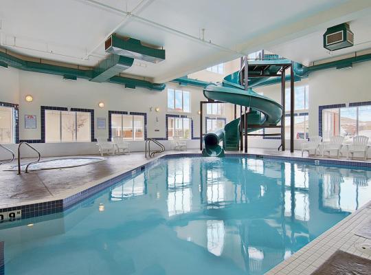Hotelfotos: Super 8 by Wyndham High River AB