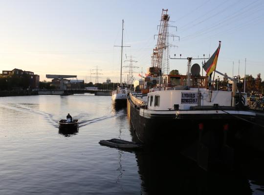 """Fotos de Hotel: Schiffshotel """"Schlafen im Hafen"""""""