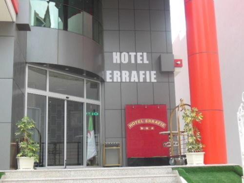 호텔 사진: HOTEL ERRAFIE