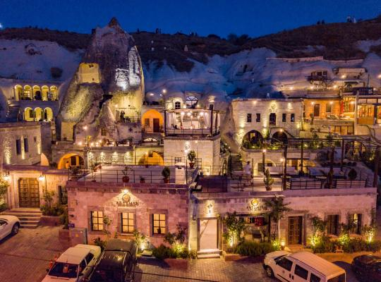 Hotel fotografií: Artemis Cave Suites