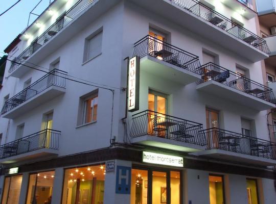 Viesnīcas bildes: Hotel Montserrat