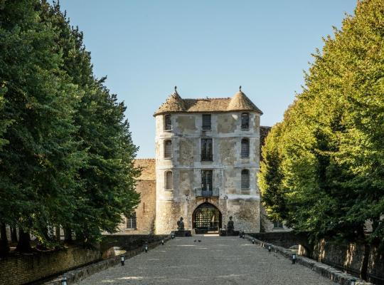صور الفندق: Château De Villiers-Le-Mahieu