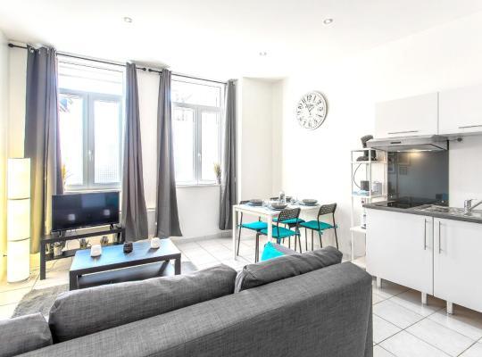 Hotel photos: Apartment Rue Béranger